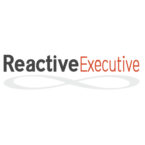 Logo Reactive Executive