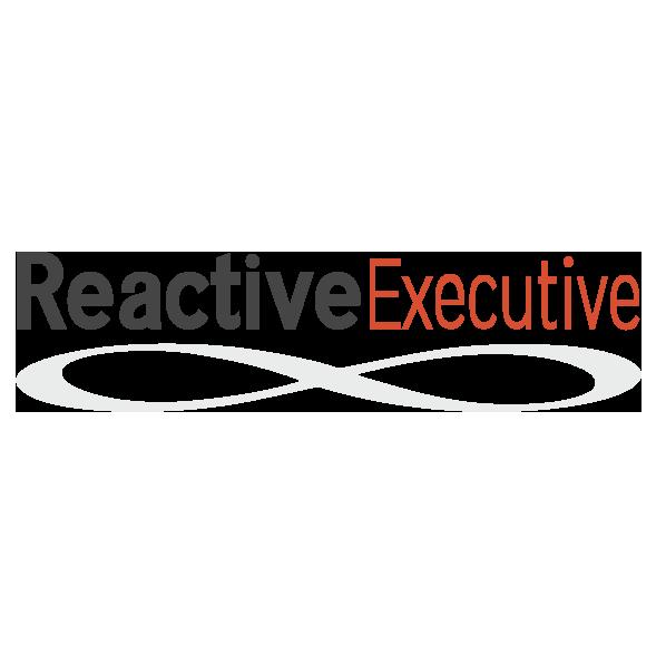 Logo Reactive Executive