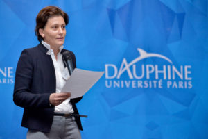 Gwenaelle Nogatchewsky Professeur Dauphine Master 2 CAR
