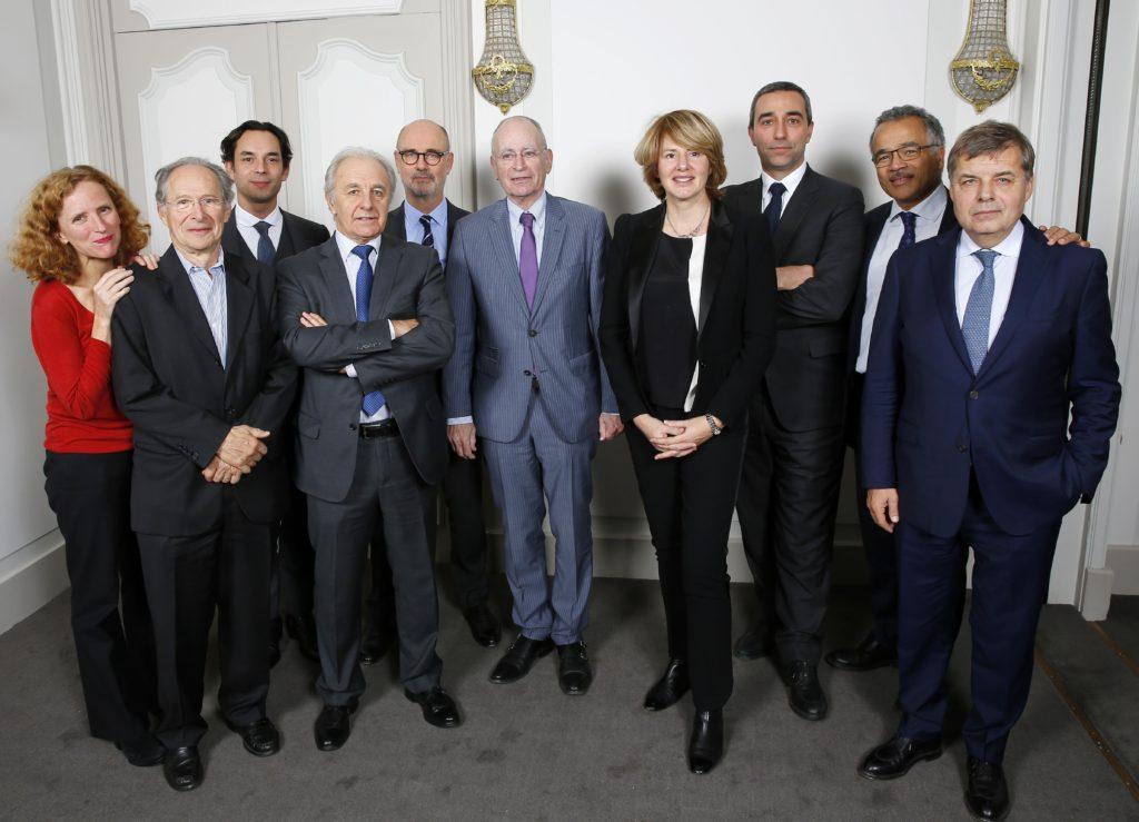 Commission des partenariats universitaires - dec 2017