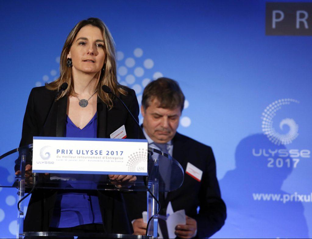Céline DOMENGET - Responsable de le commission PRIX ULYSSE